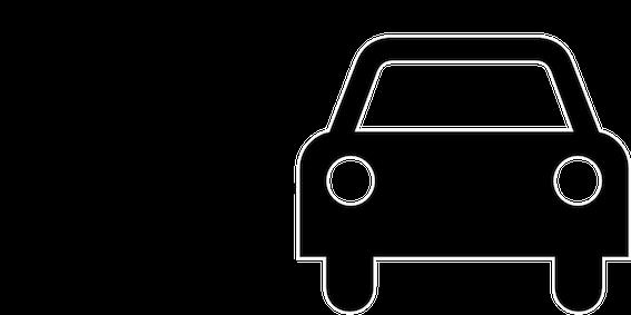 Accident de trajet moto et voiture