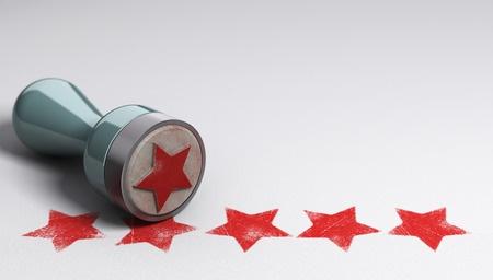 appréciation clients 5 étoiles